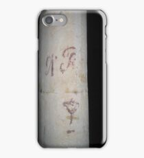 Legends ¨Enigma¨ iPhone Case/Skin