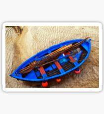 Lewis: Sgoth Niseach - Ness Boat  Sticker