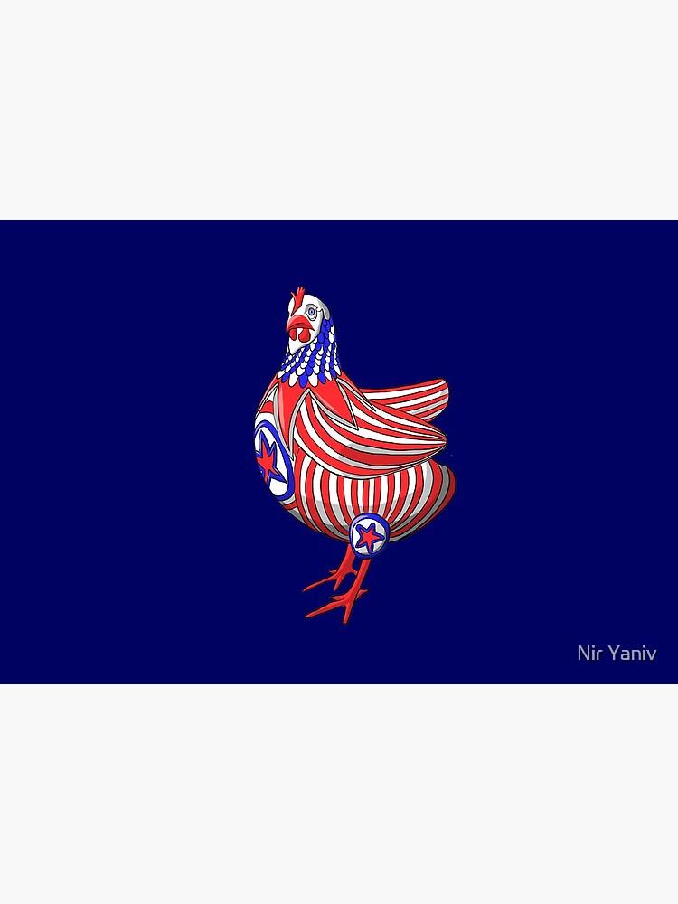 American Chicken by niry