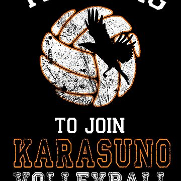 Training to join Karasuno Volleyball Club by ShadowFallen
