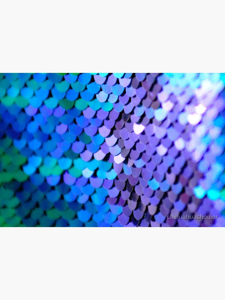 Memaid scales in sequin by chihuahuashower
