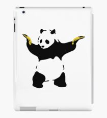 Bad Panda Stencil iPad Case/Skin