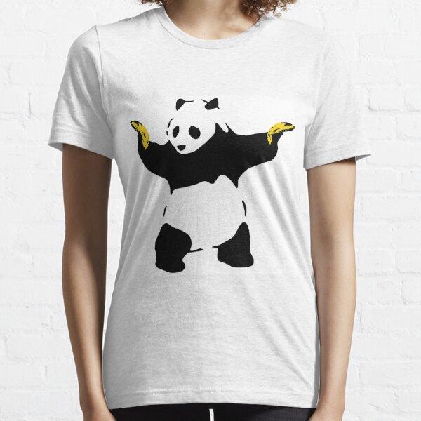 Bad Panda Stencil Essential T-Shirt