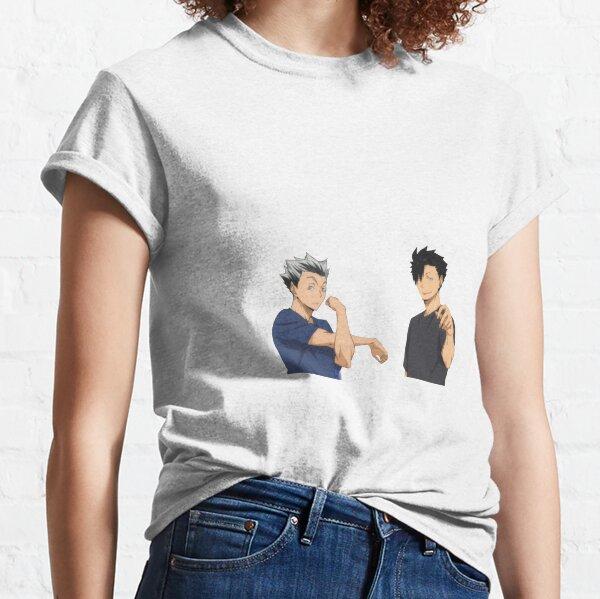 haikyuu kuroo and bokuto Classic T-Shirt