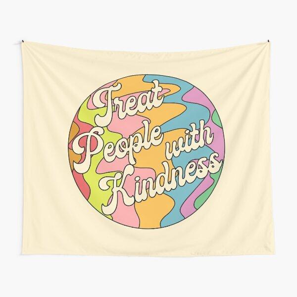Groovy Treat 'Em With Kindness Design Tentures