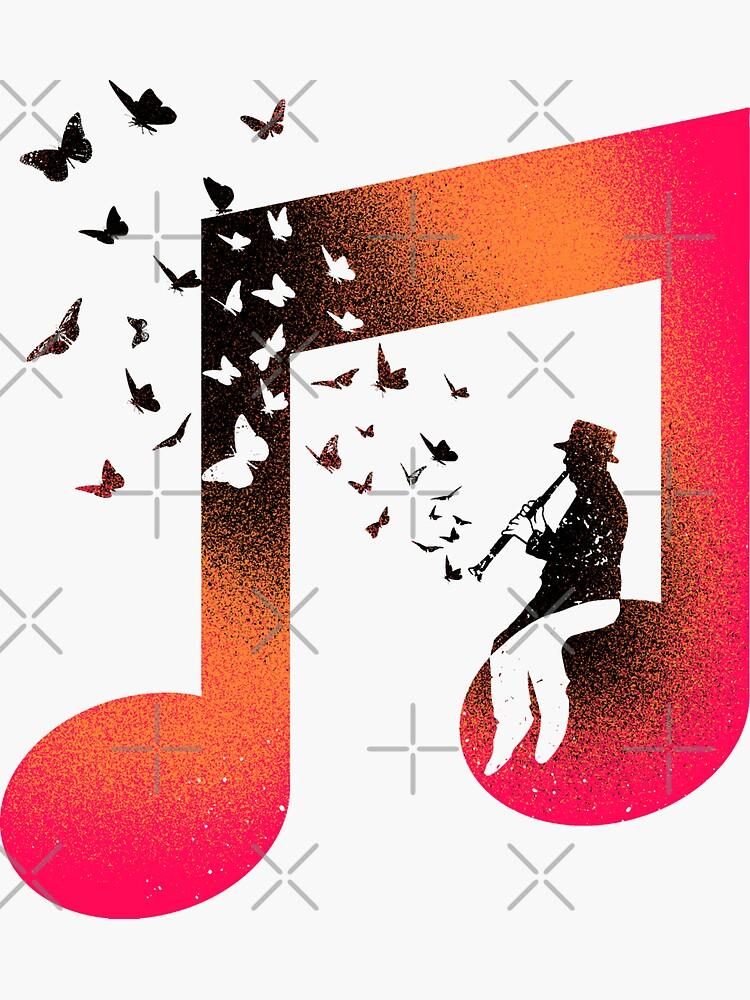 Music Clarinet by barmalisiRTB