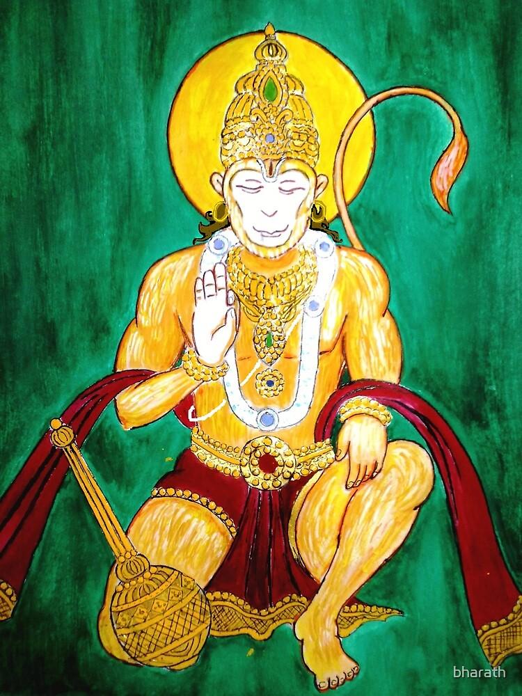 Shri Hanuman by bharath