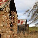 Country Barn, Colebrook, Tasmania by wearehouse