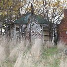 Old cottage, Tunnack area, Tasmania by wearehouse