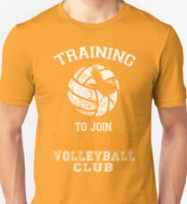 Training to join Karasuno Volleyball Club T-Shirt