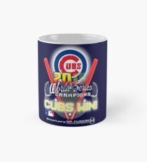 CUBS WIN! 2015 World Series: Fade from Existence Mug