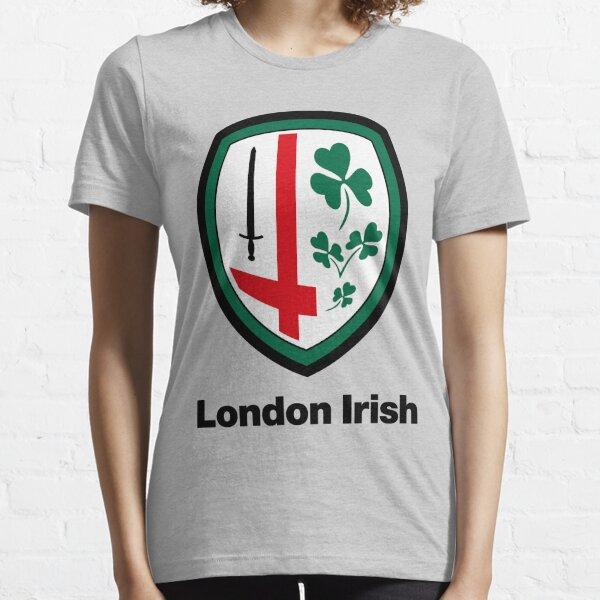 London Irish Premiership Rugby Essential T-Shirt