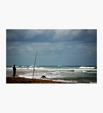 Gone fishin.....  Northland NZ Photographic Print