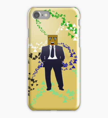 Business Reign iPhone Case/Skin