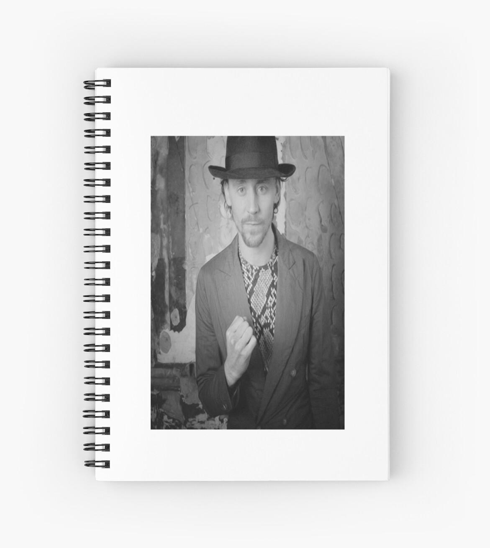Tom Hiddleston B&W by MrsLoki1