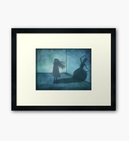 In My Room Framed Print