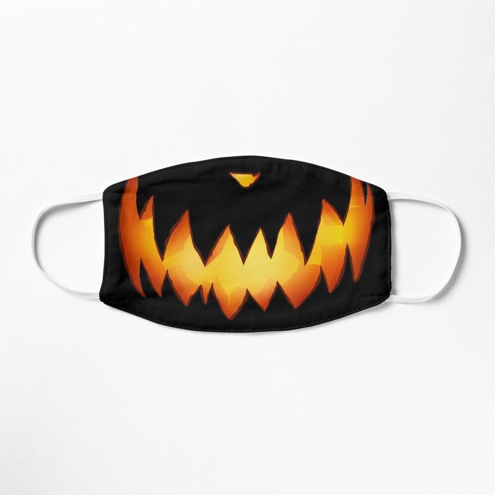 Smiling Pumpkin Mask