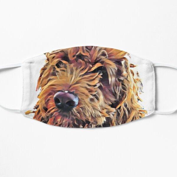 Goldendoodle Puppy Mask