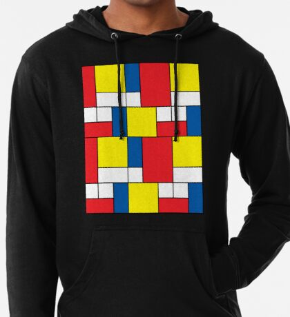 Mondrian_I Lightweight Hoodie