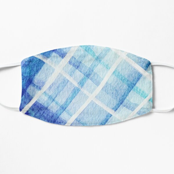 Preppy Plaid Mask