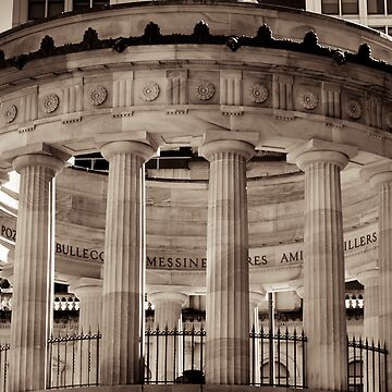 Shrine of Remembrance - Anzac Square, Brisbane by Khaoli