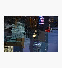 city submerged Photographic Print
