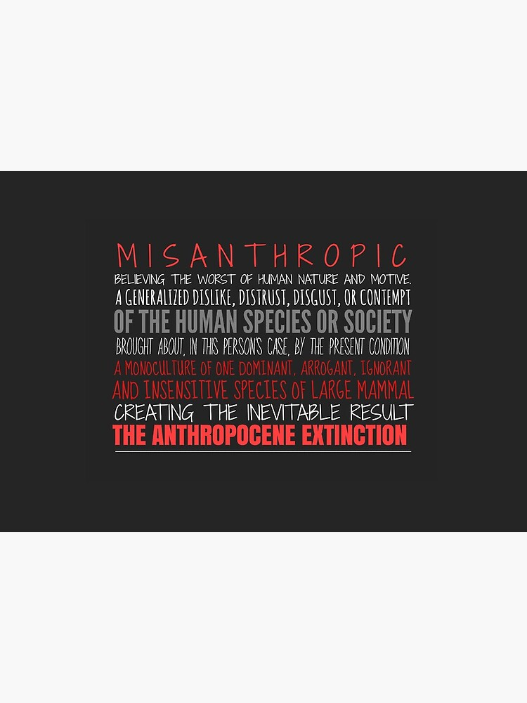 MISANTHROPY/2 by WolfShadow27