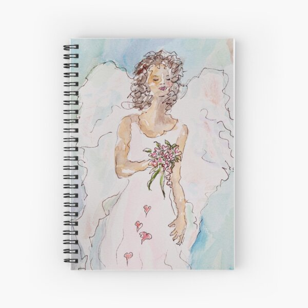 Alicia Spiral Notebook