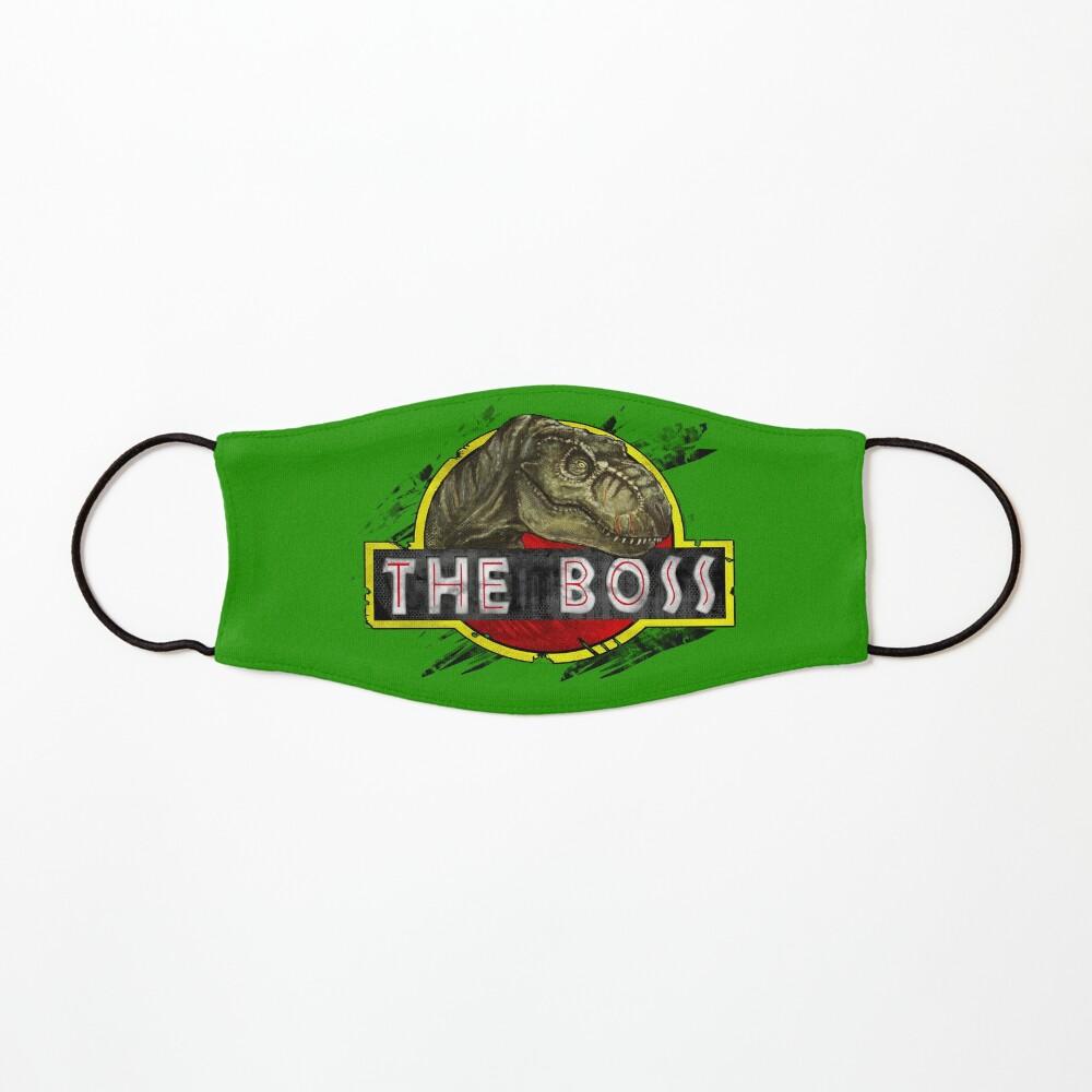 T-Rex the Boss Mask
