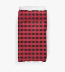Buffalo plaid Duvet Cover