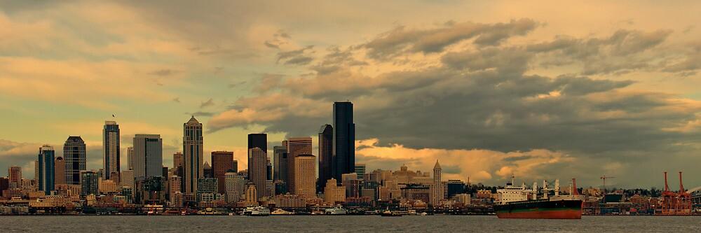 City of Clouds by Dan Mihai