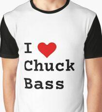 I ♥ Chuck Bass Graphic T-Shirt