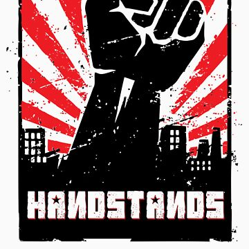 HANDSTAND REVOLUTION by hyperdesign