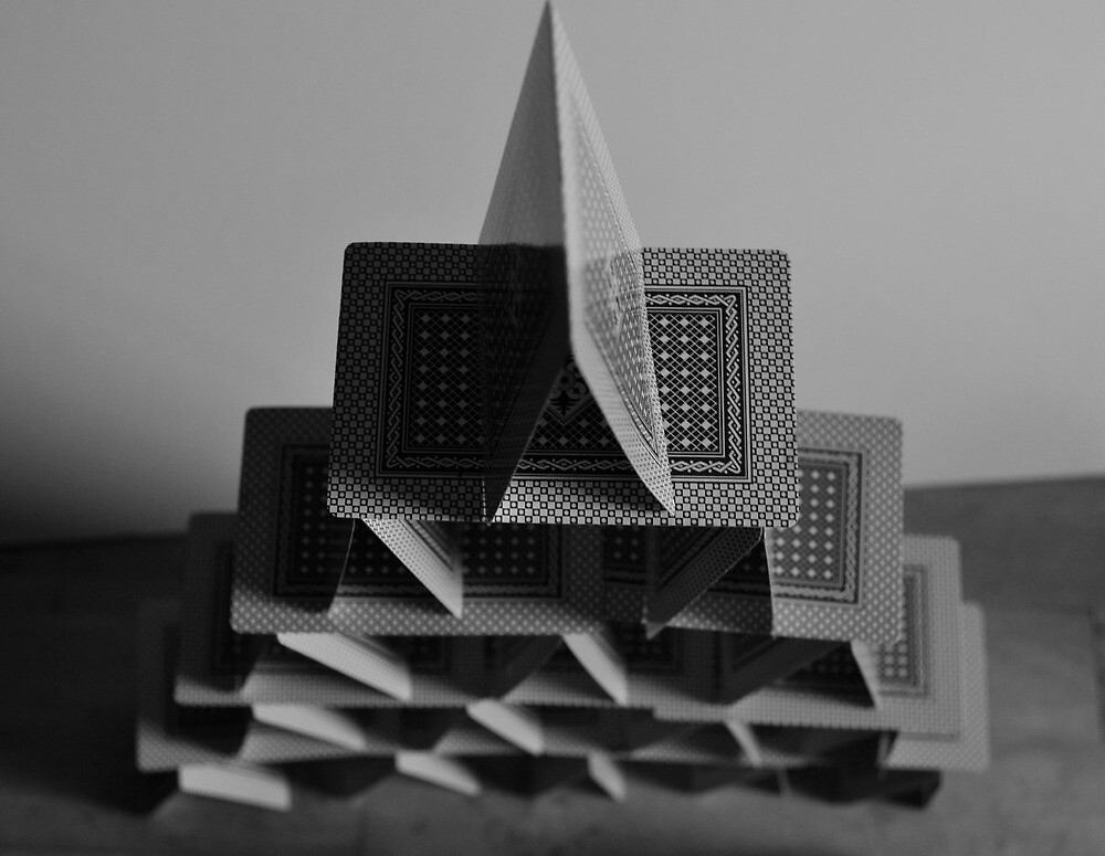 House of cards by EmilyBoylan