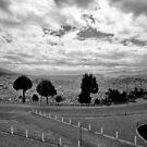 Panoramic view of Quito, Ecuador by borjoz