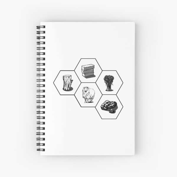 BNW All Resources Spiral Notebook