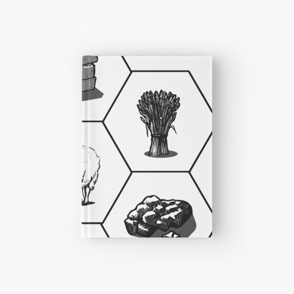 BNW All Resources Hardcover Journal