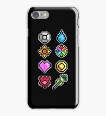 Gotta catch 'em all! Black B-ground iPhone Case/Skin