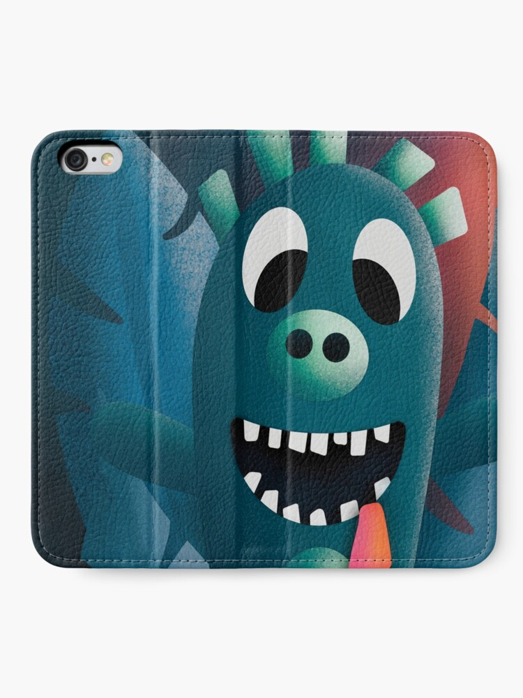 Alternate view of Cute Critter iPhone Wallet