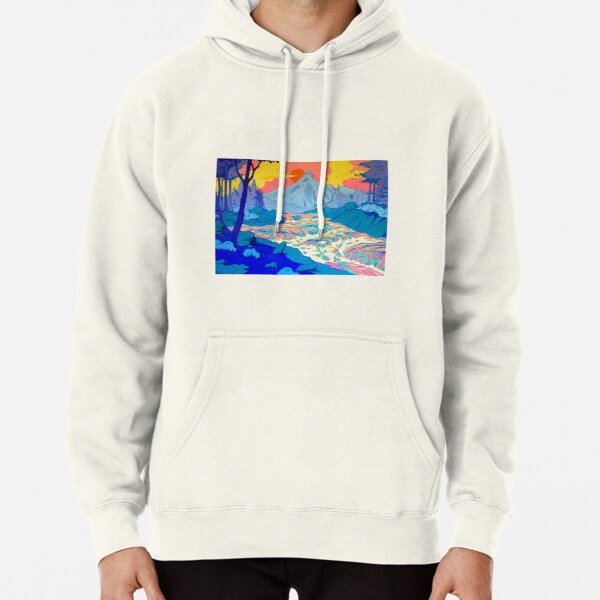 River Pullover Hoodie