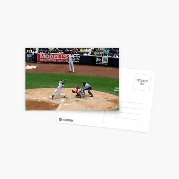 Foul Ball Postcard