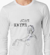 John Mayer Long Sleeve T-Shirt