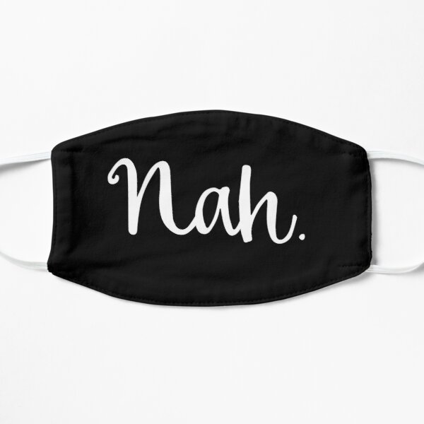 Nah Flat Mask