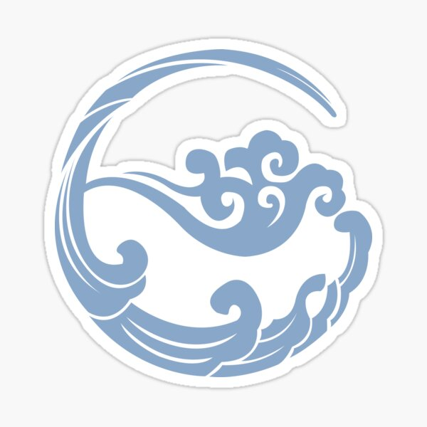 The Untamed: Gusu Lan Sect Sticker