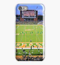 Baylor Touchdown Celebration iPhone Case/Skin
