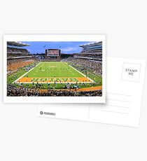Baylor Touchdown Celebration Postcards