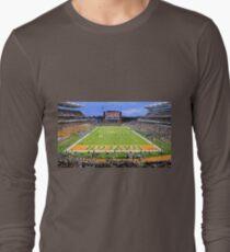 Baylor Touchdown Celebration Long Sleeve T-Shirt