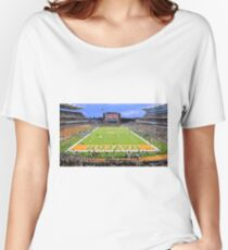 Baylor Touchdown Celebration Women's Relaxed Fit T-Shirt