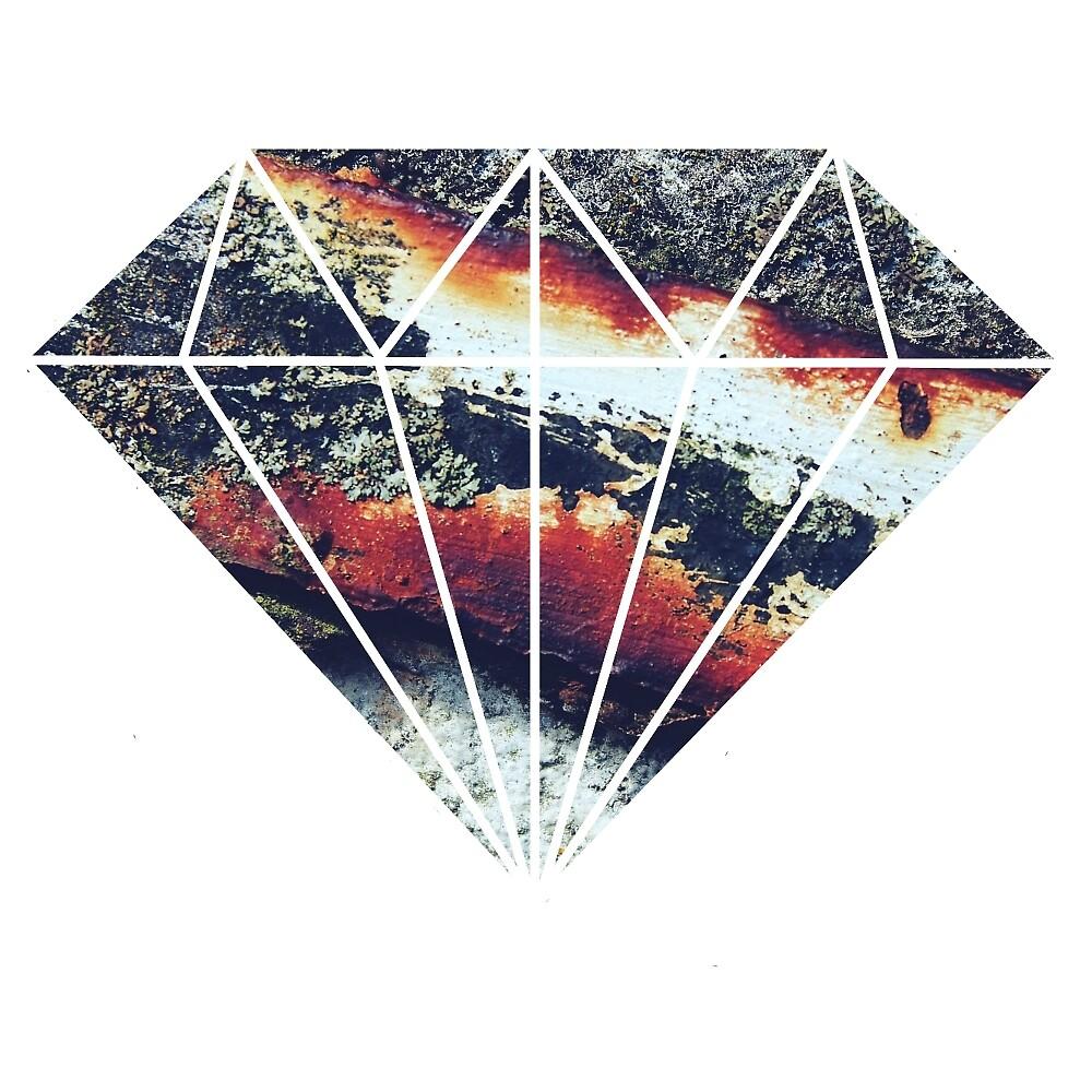 Pretty Cool Diamond by Ash J