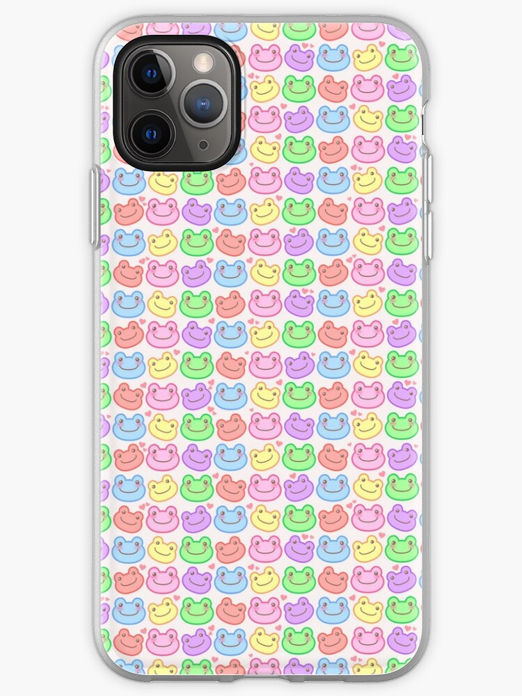 """""""Pickles the Frog - Gummy Love"""" iPhone Case & Cover by ..."""